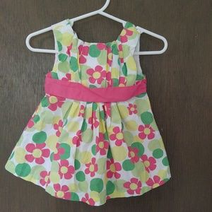 Adorable Gymboree Infant Summer Dress